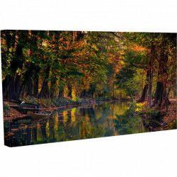 Tablou Canvas Peisaj Natura Lac 40 x 60 cm Tablouri