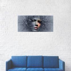Tablou Canvas Portret artistic Fantezie 20 x 40 cm Tablouri