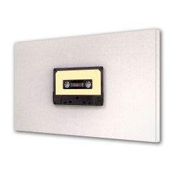 Tablou Canvas Premium Abstract Multicolor Caseta Pe O Masa Alba Decoratiuni Moderne pentru Casa 80 x 160 cm