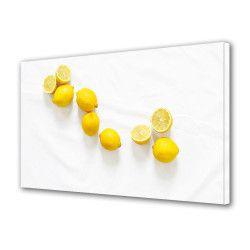 Tablou Canvas Premium Abstract Multicolor Lamai Pe Masa Alba Decoratiuni Moderne pentru Casa 80 x 160 cm