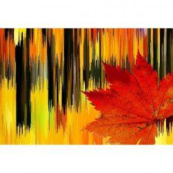 Tablou Canvas Toamna 301 80 x 50 cm Rama lemn Multicolor Tablouri