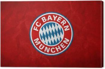 Tablou Canvas FC Bayern Munich - 95x65cm Tablouri