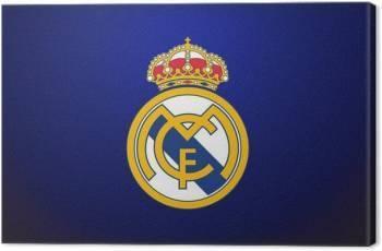 Tablou Canvas Real Madrid - 95x65cm Tablouri