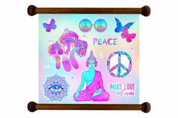 Tablou Mandala Art Buddha 526