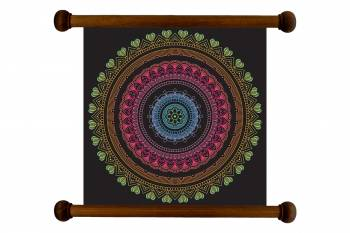 Tablou Mandala Art Female Energy Mandala 174 Tablouri