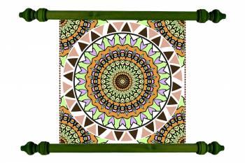 Tablou Mandala Art Good Luck Mandala 111 Tablouri