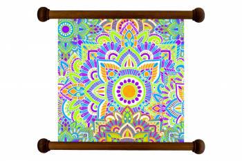Tablou Mandala Art Good Luck Mandala 182 Tablouri