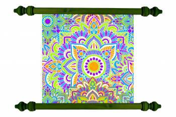 Tablou Mandala Art Good Luck Mandala 191