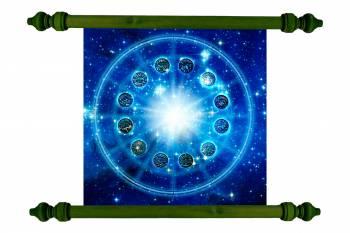 Tablou Mandala Art Good Luck Mandala 207