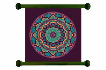 Tablou Mandala Art Good Luck Mandala 24 Tablouri