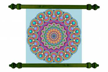Tablou Mandala Art Harmony Mandala 62 Tablouri