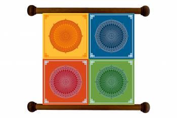 Tablou Mandala Art Healing Mandala 182 Tablouri