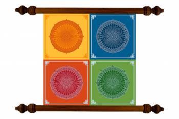 Tablou Mandala Art Healing Mandala 189 Tablouri