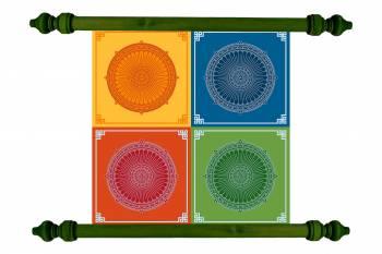 Tablou Mandala Art Healing Mandala 191