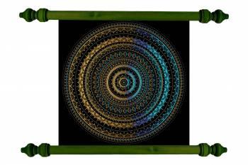 Tablou Mandala Art Healing Mandala 247 Tablouri