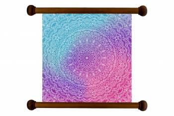 Tablou Mandala Art Love Attraction Mandala 126 Tablouri