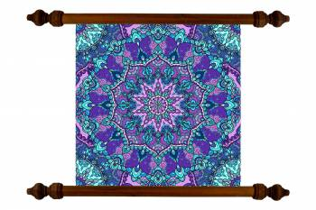 Tablou Mandala Art Love Attraction Mandala 181 Tablouri