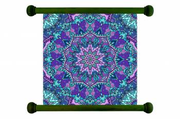 Tablou Mandala Art Love Attraction Mandala 192 Tablouri