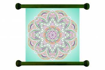 Tablou Mandala Art Love Attraction Mandala 48 Tablouri