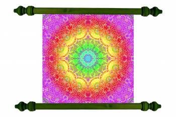 Tablou Mandala Art Love Attraction Mandala 71 Tablouri