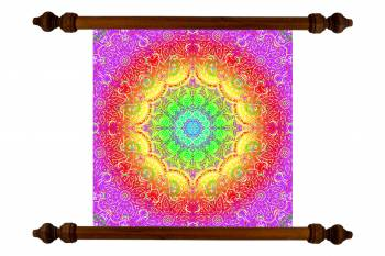 Tablou Mandala Art Love Attraction Mandala 77