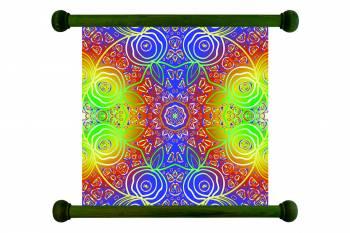 Tablou Mandala Art Love Attraction Mandala 88
