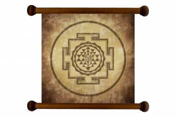 Tablou Mandala Art Male Energy Mandala 158 Tablouri