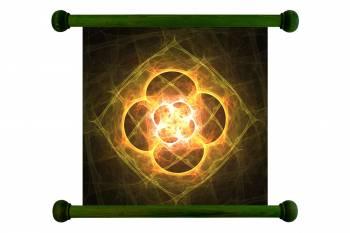 Tablou Mandala Art Male Energy Mandala 16
