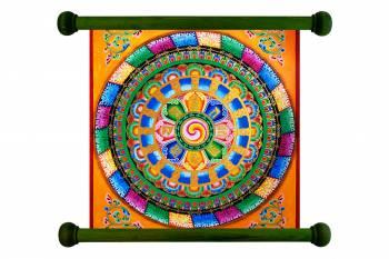 Tablou Mandala Art Male Energy Mandala 32 Tablouri