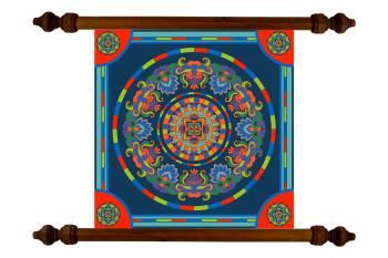 Tablou Mandala Art Male Energy Mandala 53 Tablouri
