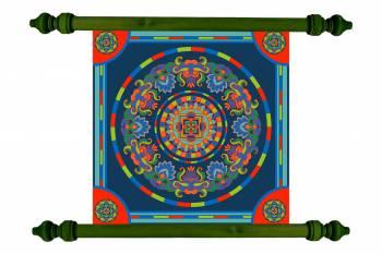 Tablou Mandala Art Male Energy Mandala 63 Tablouri