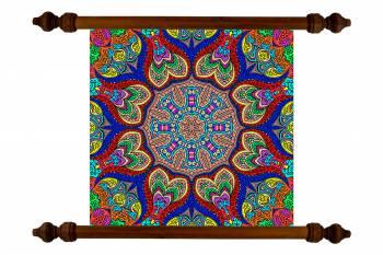 Tablou Mandala Art Meditation Mandala 157
