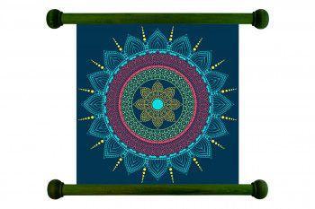 Tablou Mandala Art Meditation Mandala 164 Tablouri