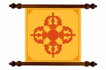 Tablou Mandala Art Money Attraction Mandala 189