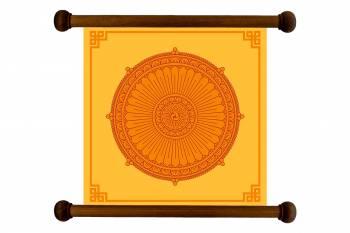 Tablou Mandala Art Money Attraction Mandala 206