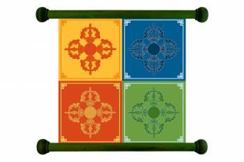 Tablou Mandala Art Protection Mandala 176