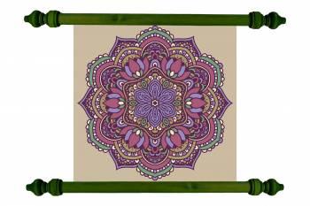 Tablou Mandala Art Purification Mandala 127 Tablouri