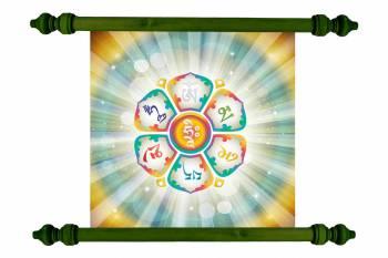 Tablou Mandala Art Purification Mandala 215