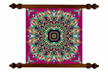Tablou Mandala Art Strenghtening Mandala 29 Tablouri