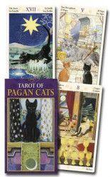Tarot of Pagan Cats Mini Deck Carti