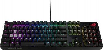 Tastatura Gaming Mecanica ASUS ROG Strix Scope Cherry MX Red Switch RGB