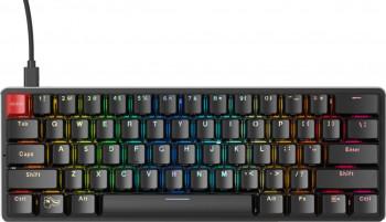 Tastatura Mecanica Gaming Glorious PC Gaming Race GMMK Compact RGB Switch Gateron Brown US-Layout Negru Tastaturi Gaming