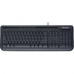Tastatura Microsoft Wired Keyboard 600 USB Negru Tastaturi