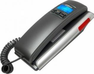 Telefon cu fir MaxCom KXT400 Negru Telefoane