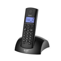 Telefon DECT M-LIFE M0657 Caller ID Negru ML0657