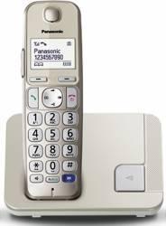 Telefon Dect Panasonic KX-TGE210FXN Champagne Silver Telefoane