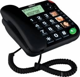 Telefon fix MaxCom KXT480 Black