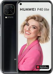 Telefon mobil Huawei P40 Lite 128GB Dual SIM 4G Midnight Black Telefoane Mobile