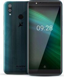 Telefon mobil Allview A10 Max 16GB Dual SIM 3G Turcoaz Telefoane Mobile
