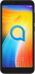 Telefon mobil Alcatel 1S 2019 32GB Dual SIM 4G Metallic Black Telefoane Mobile